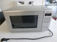 PANASONIC NN-K181MM MICROWAVE OVEN IN SILVER