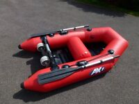 Bombard AX1 Inflatable Yacht Tender