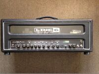 Line 6 Spider Valve MKII HD 100 Watt Electric Guitar Amp Head