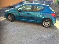 Peugeot 207 Diesel Hatchback MK1 1.6 HDi S 5dr (a/c) Very cheAp! Quick sale!