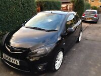 Madza 2 Sport. 2 Door Hatchback. 5 seats, Alloys, Air Con, Immobiliser. Great little car