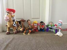 Toy Story figures/toys