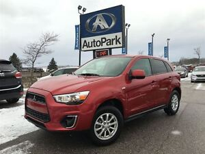 2015 Mitsubishi RVR SE | AWD | Heated Seats | Bluetooth