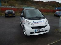 smart car 0.8 cdi diesel 11plate immaculate