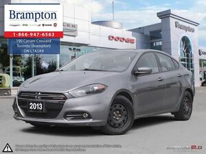 2013 Dodge Dart Rallye | Manual | Uconnect w/Bluetooth |