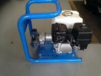 Soft system petrol G120 with lance