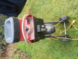 domestic garden small wood and plant chipper