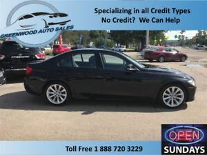 2013 BMW 320I LOW KM (69558 KM'S) NAVI, HEATED SEAT & WHEEL!