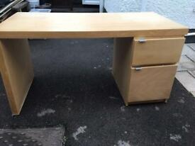 Ikea Beech effect DESK