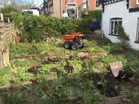 Digger Hire Site Clearance and Groundworks