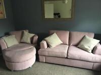 Brand new DFS sofa