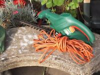 B&D Electric Hedge Trimmer - vgc.