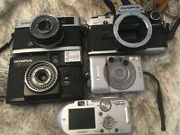 Spares and repairs cameras