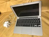 Apple MacBook Air 11 intel i5 4gb ram 256gb ssd