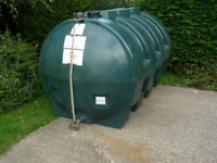 2100 Litre Domestic Central Heating Oil Tank