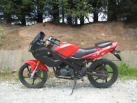 lexmoto xtrs 125 2015 runs and rides moted