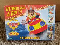 Fireman Sam DVDs, Brand New still sealed. Pack of 4.