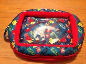 Tablet / iPad baby holder cushion