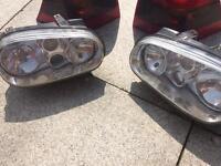 Mk4 golf GTI headlights