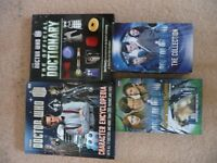 Various Doctor Who Books