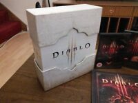 Diablo III (3) Collectors Edition (No game key)
