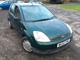 Ford Fiesta 2002, 25,000 MILES FROM NEW!!!!!, IMMACULATE CONDITION!!