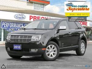 2010 Lincoln MKX >>>AWD, LEATHER<<<