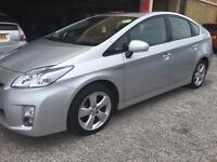 PCO car to rent Toyota Prius