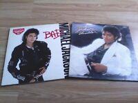 Michael jackson albums on vinyl