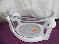 Replacement Spare 12 Litre Glass Bowl to Fit any Halogen Oven