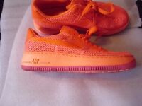 womens nike air force 1 trainers uk 7.5 only worn few times
