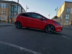 Modified And Remapped Fiesta