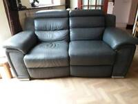 Large 2 seater electric recliners