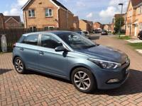 2015 Hyundai i20 1.2 PETROL FULL SERVICE HISTORY LOW MILEAGE ONLY 8KFULL HPI CLEAR
