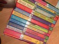 Roald Dahl book set!