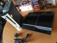 2 Playstation3 & xbox 360 both Faulty need repair £15