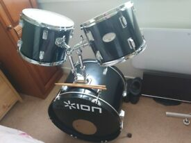 Part Drum Kit Inc drum sticks