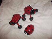 20x Ladybird Massager (requires batteries)