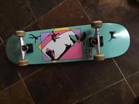 "Welcome 8.5"" skateboard"