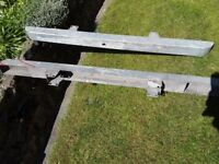 Bumpers to fit Land Rover Series 11a 1964