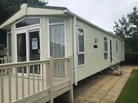 Dog Friendly Platinum Static Caravan Rentals