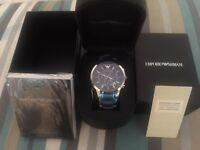 BNWT Genuine Emporio Armani Watch AR2448