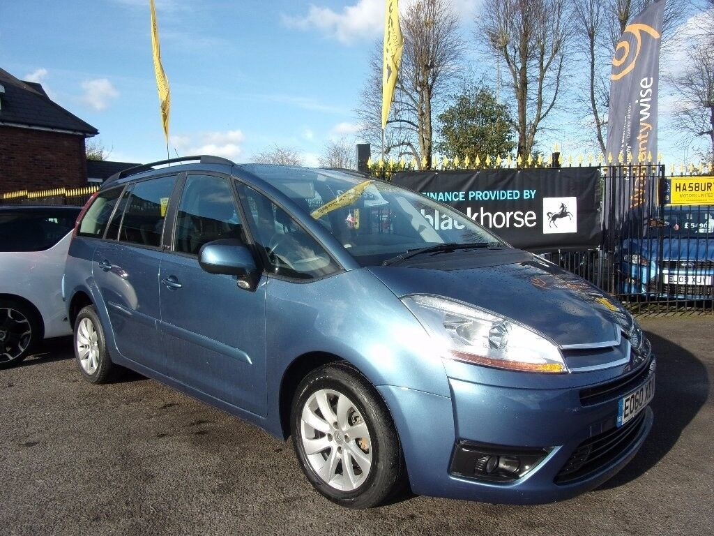 citroen grand c4 picasso 1 6 hdi 16v vtr 5dr blue 2010 in halesowen west midlands gumtree. Black Bedroom Furniture Sets. Home Design Ideas