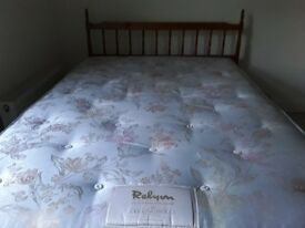 Collingwood double bed with 4 drawers