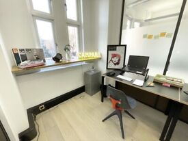 SMALL / MEDIUM OFFICE | Private Workspace | Creative Space | Warehouse Property | Hackney Central