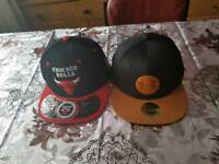 SNAPBACK CHICAGO BULLS AND UNDER ARMOR