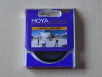 HOYA 52mm circular polariser filter