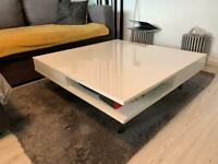 TOFTERYD Coffee table, high-gloss white ikea