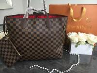 Louis Vuitton neverfull bag.Large