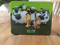 McDonald's 2014 Shaun the sheep lunch box
